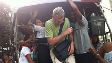 Jeremy travels to Burma