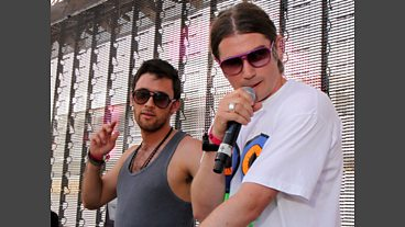 Radio 1 in Ibiza 2011