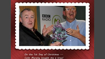 Alan's 12 Day's of Christmas Calendar