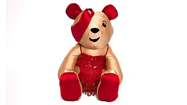 Girls Aloud POP Pudsey Bears