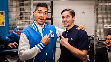 Louis Smith: Strictly 2012 Winner