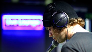 Mikky Ekko in the Live Lounge