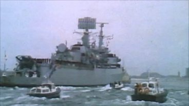HMS Glamorgan