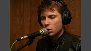 Franz Ferdinand in the Live Lounge