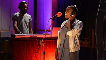 Laura Mvula in session at Future Festival
