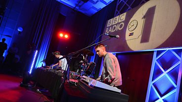 Disclosure in session at Future Festival