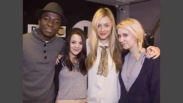 Fearne Cotton's guests 2010