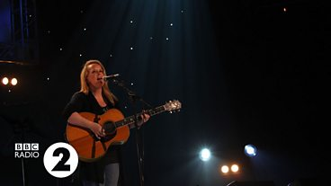 Mary Chapin Carpenter at the Radio 2 Folk Awards 2013