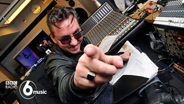 Richard Hawley at 6 Music Live