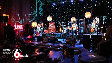 The Cribs at Maida Vale Live