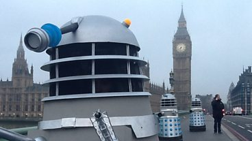 Daleks - Invasion of Earth: 2013AD