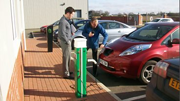 Melvyn's electric car trial