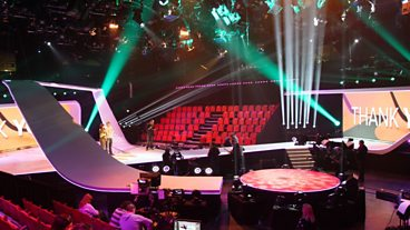 Appeal Night - Rehearsals