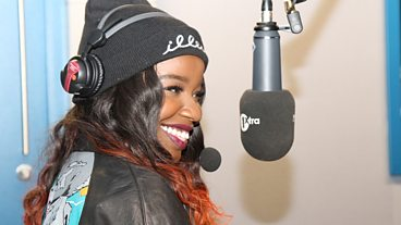 It's Misha B!