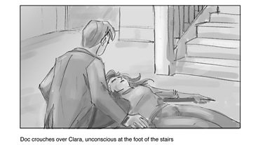 The Bells of Saint John: Storyboard Galleries (2)