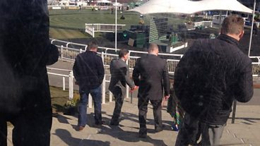 Grand National 2013: Shelagh Fogarty