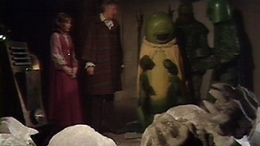 The Curse of Peladon: Part 2
