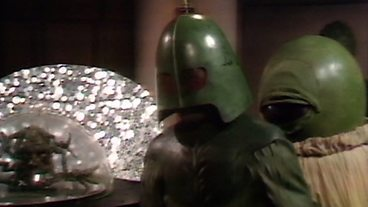 The Curse of Peladon: Part 3