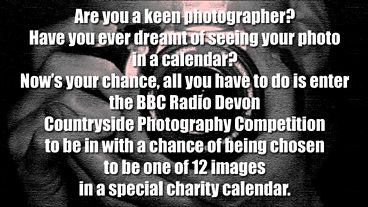 BBC Radio Devon Countryside Photographic Competition