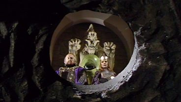 The Monster of Peladon: Part 3