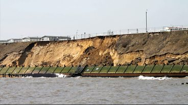 Hopton-on-Sea: Sea defences