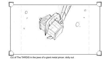 Journey to the Centre of the TARDIS: Storyboard Gallery (1)