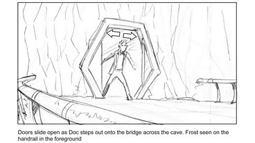 Journey to the Centre of the TARDIS: Storyboard Gallery (2)