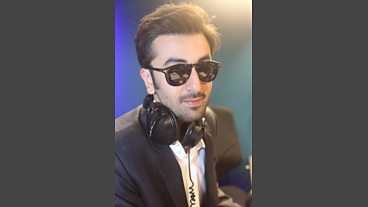 Ranbir Kapoor Live in the Studio