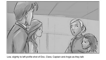 Nightmare in Silver: Storyboard Gallery (3)
