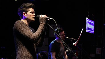 The Script live from Radio 1's Academy 2013