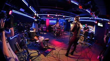 Naughty Boy - 1Xtra Live Lounge