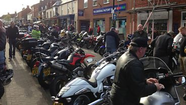 Spilsby Bike Night