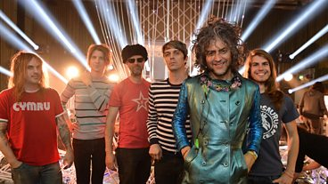 The Flaming Lips at Maida Vale