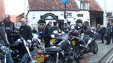 Louth Bike Night June 2013
