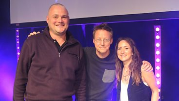Day 2: Simon Mayo live from the Edinburgh Festival