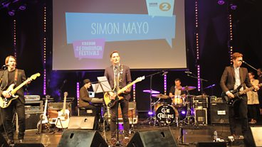 Day 4: Simon Mayo live from the Edinburgh Festival