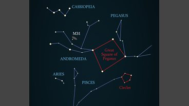Night sky guide: October