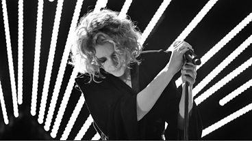 Goldfrapp - 6 Music Live at Maida Vale