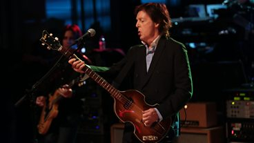Paul McCartney - 6 Music Live at Maida Vale