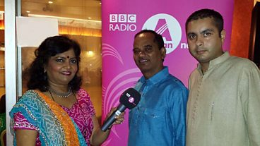 Alpa hears from Jayna Shah who is at the Jungle Club in Leicester on the second day of Navratri
