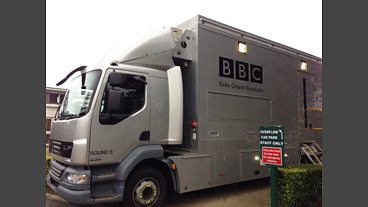Behind the scenes at Any Questions? with BBC News School Report