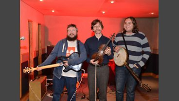 Late Junction Session: Richard Dawson, Mike Gangloff and Nathan Bowles