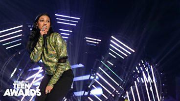Icona Pop at Radio 1's Teen Awards 2013