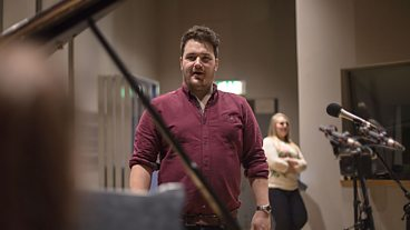 Scottish Opera's Emerging Artists in the Classics Unwrapped Studio