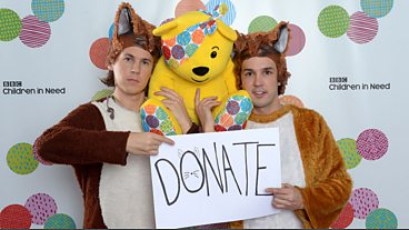 BBC Children in Need Appeal Night 2013