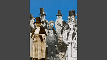 Llareggub: Peter Blake illustrates Dylan Thomas's Under Milk Wood