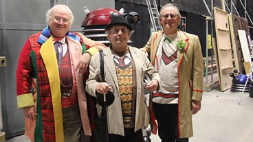 The Five(ish) Doctors Reboot: Behind the Scenes
