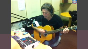 Steve Knightley plays live on BBC Radio Leeds