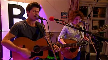 Seth Lakeman - live session at BBC Radio Devon