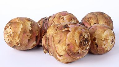 Image for How to counter the effects of Jerusalem artichokes